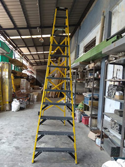 Industrial Trade Total FRP Ladder